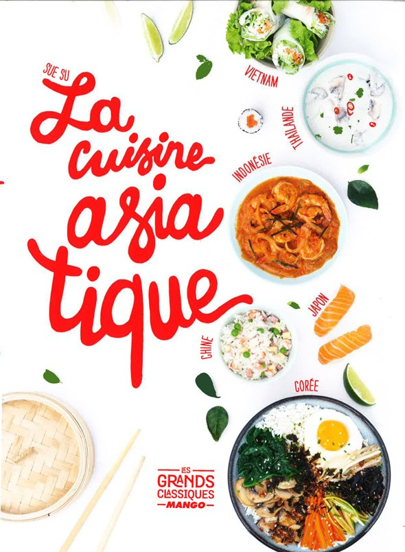 Sue su les recettes de sue su - Livre de cuisine asiatique ...