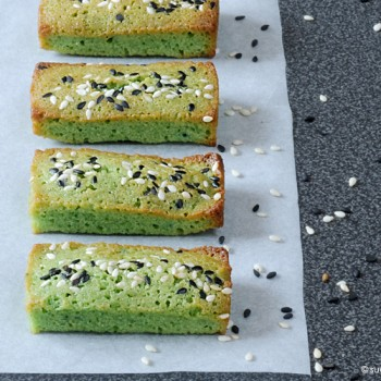financier matcha 0899
